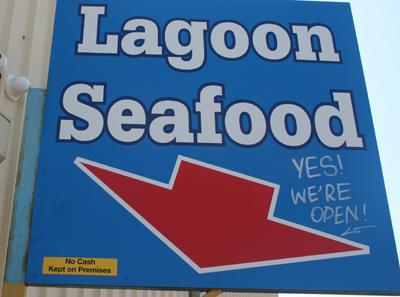 Lagoon Seafood