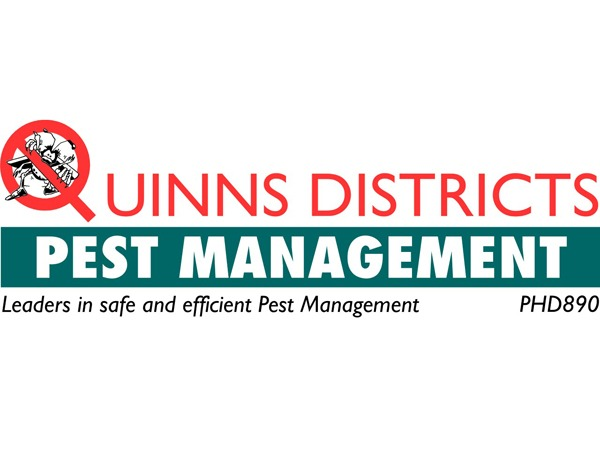 Quinns Districts Pest Management